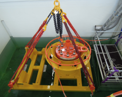 Subsea pump & system testing
